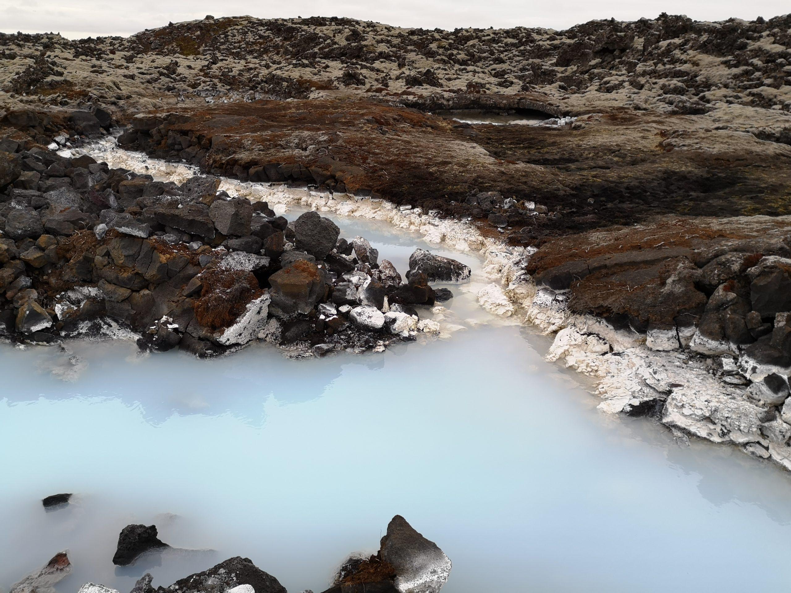 Blue Lagoon und das Vulkangebiet Reykjanes