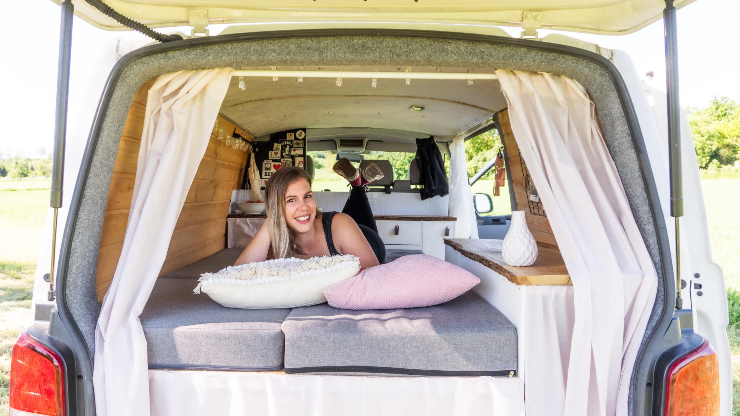 Mein Camper Van