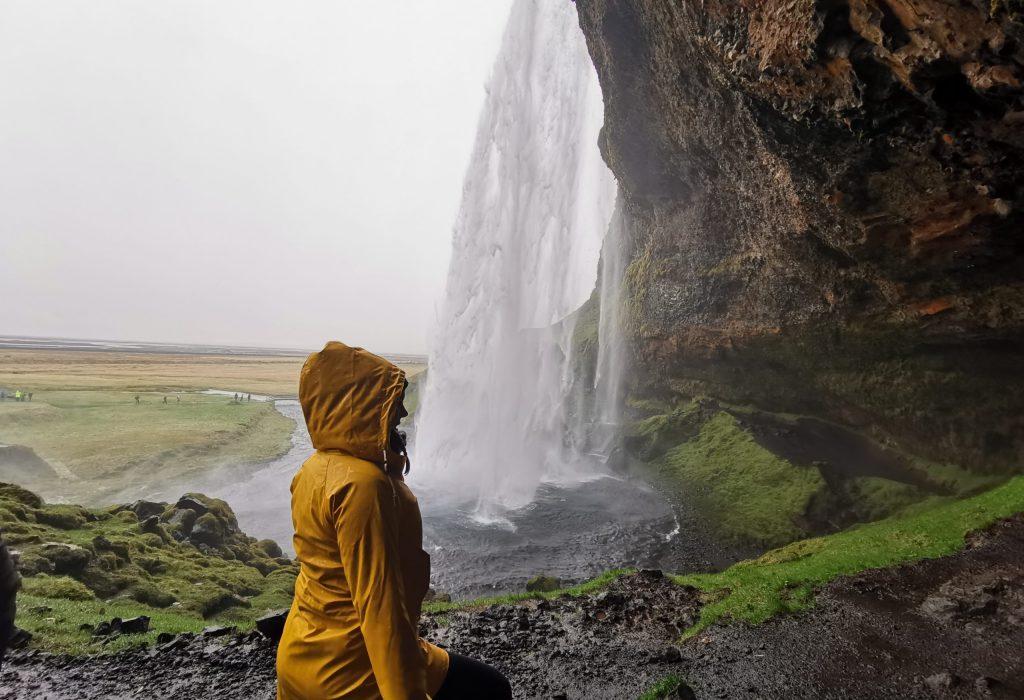 Wasserfälle Seljalandsfoss