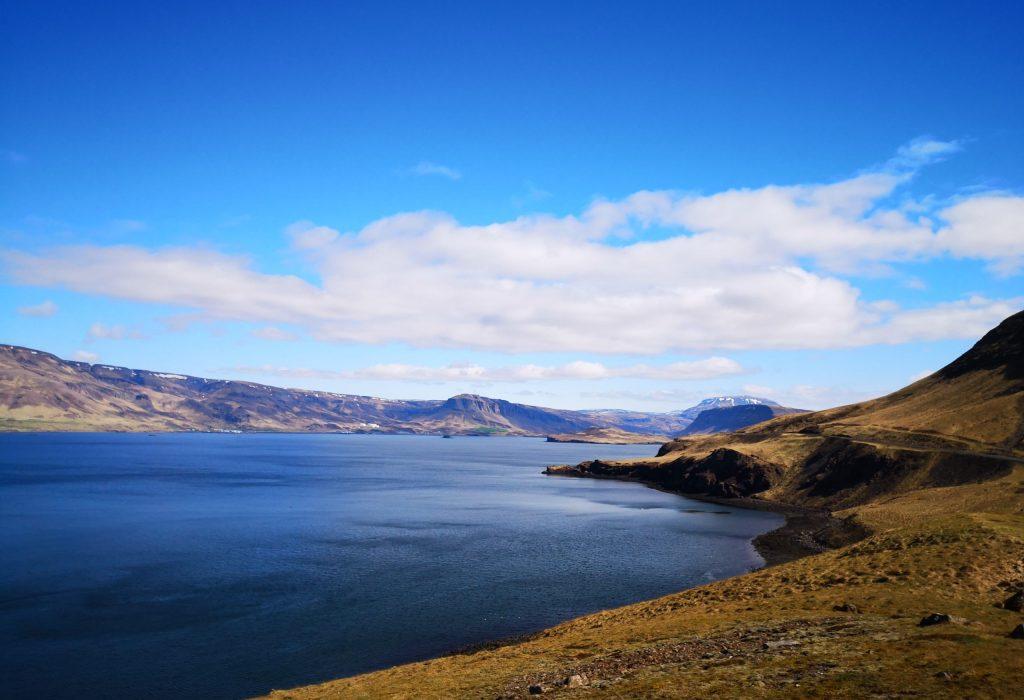 Hvalfjörður, Island