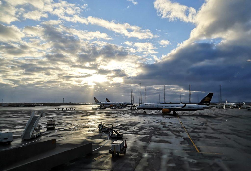 Flughafen Keflavik